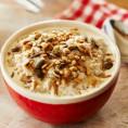 Рецепт приготовления вкусной овсянки на воде или молоке