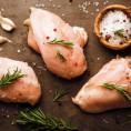 Сколько варится куриная грудка: правила приготовления и вкусные рецепты салатов