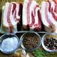 Сколько по времени солить сало и вкусные рецепты приготовления