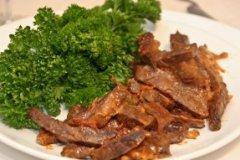 Вкусные блюда из говяжьих легких
