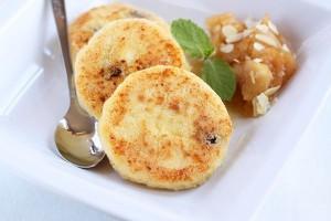 сырники из манки