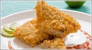 Филе с золотистой корочкой