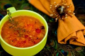 Суп харчо из говядины 1