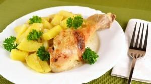 блюда из курицы в духовке2