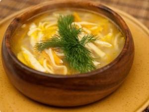 суп из курицы 1