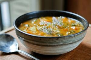 суп с говядиной 2