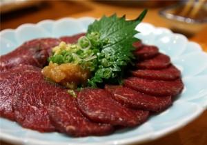 Блюда из конины