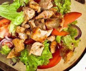Воздушный салат