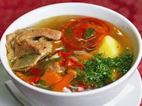 Праздничный суп