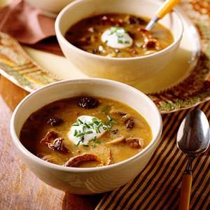 Суп из субпродуктов
