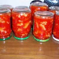 Засолка в томатном соке