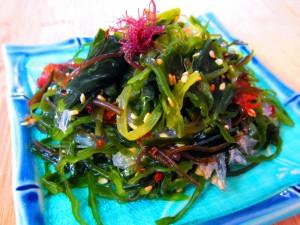 Рецепты приготовления морской капусты