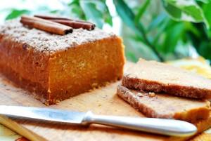 Сладкий пирог с ванилью