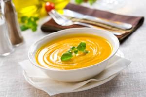 Суп-пюре для малышей