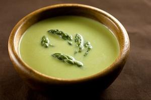 Изумрудный суп-пюре