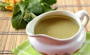 Щавелевый соус