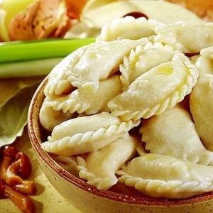 вареники из картошки