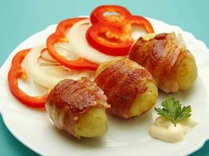Аппетитный картофель