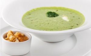 Витаминный суп-пюре