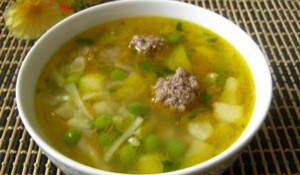 Суп «Весенний»