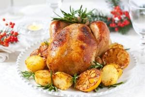 Ароматная курица