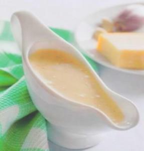 Сырно-чесночный соус