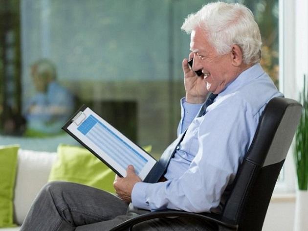 Пенсии работающим пенсионерам