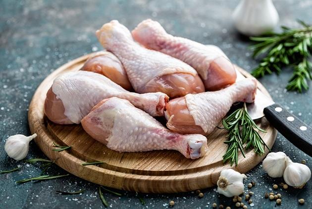 куриные голени