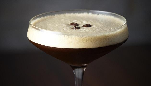 мартини с эспрессо