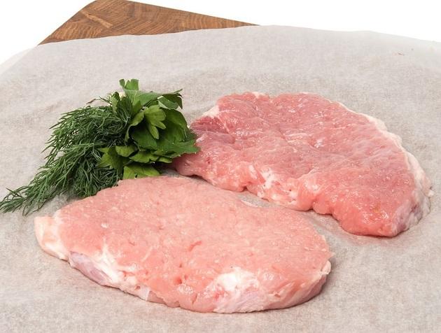 отбивное мясо