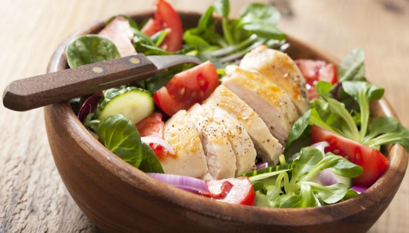 филе для салата