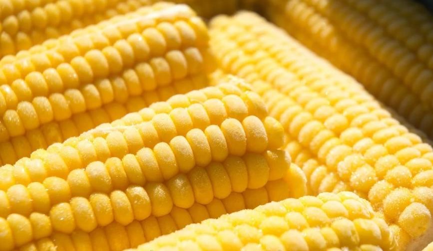 замороженная кукуруза