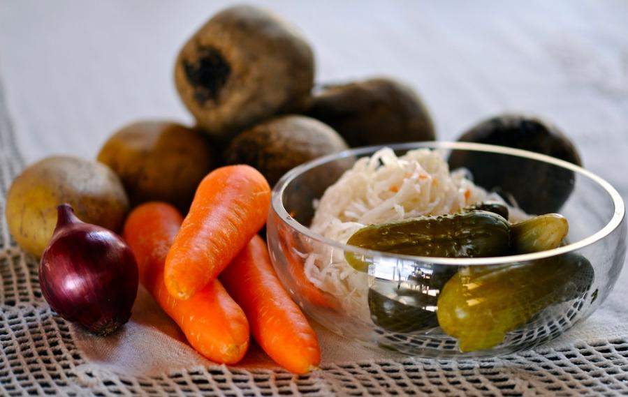 морковь для винегрета